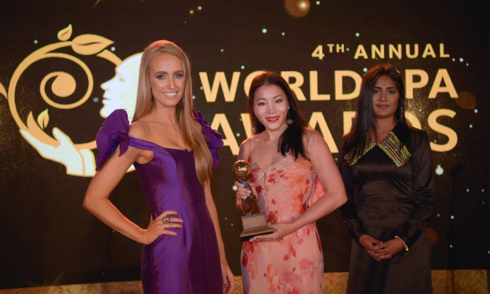 world spa award china best wellness retreat The Temple House